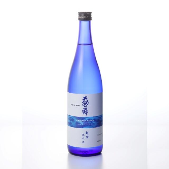 季節限定商品 天狗舞 【超辛】純米酒 720ml ※数量限定