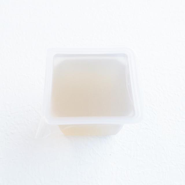わらび餅キューブ パッケージ