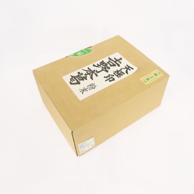 吉野本葛(粉末)5kg パッケージ