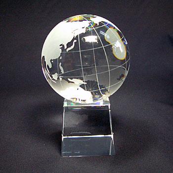 クリスタル地球80mm