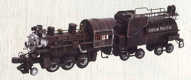 ブリキのおもちゃ(SL)