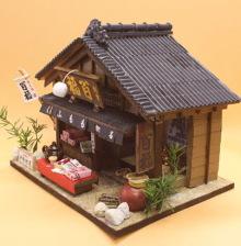 伊勢名物の和菓子屋さん