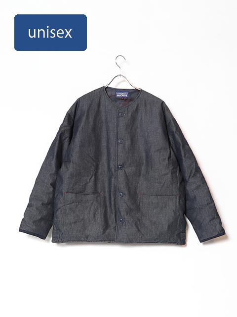6オンスデニムアーミーショートジャケット