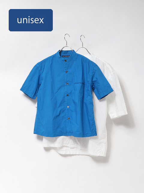 ブロードベニスビーチ五分袖シャツ