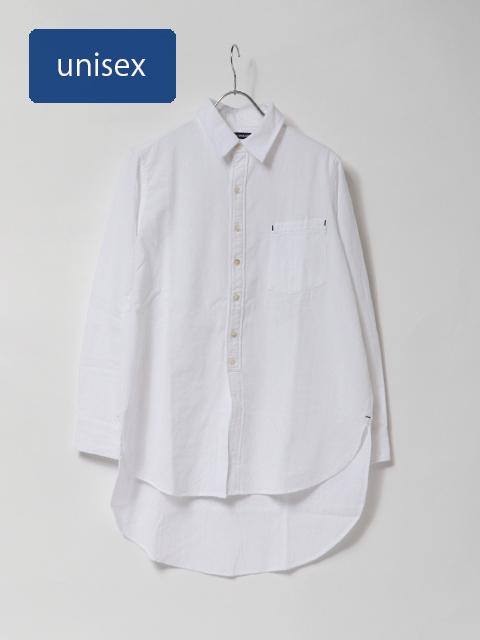 ドーサオーガニックカディオープンロングシャツ