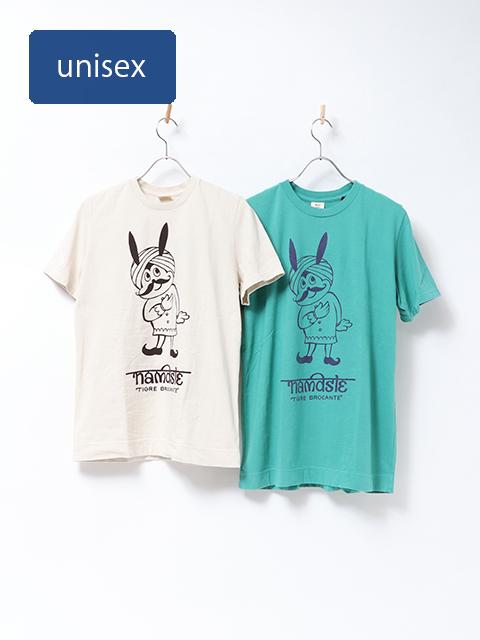 ナマステナッティー半袖Tシャツ