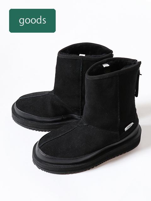 Suicoke×South2West8 Sherpa Mouton Boots