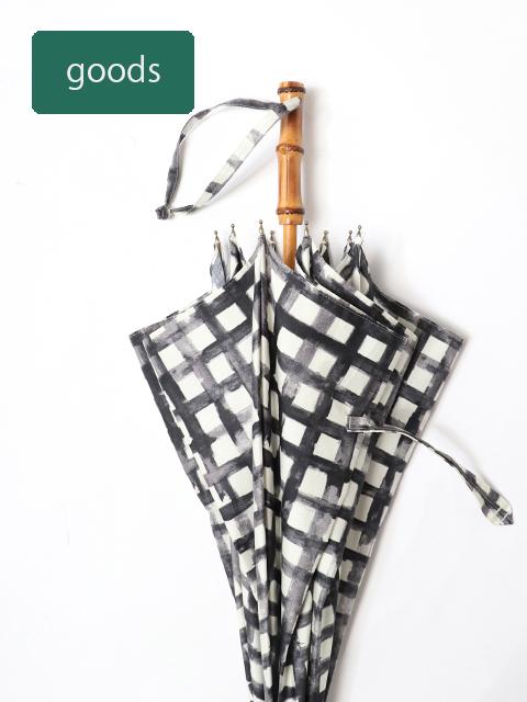 ZENZO carreaux 日傘