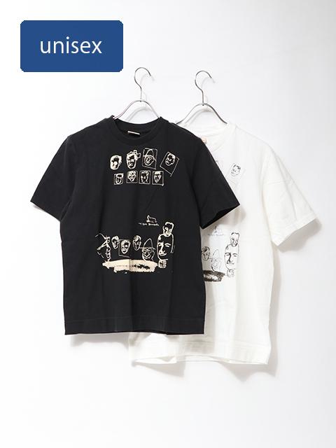 ZENZO FACE 半袖Tシャツ