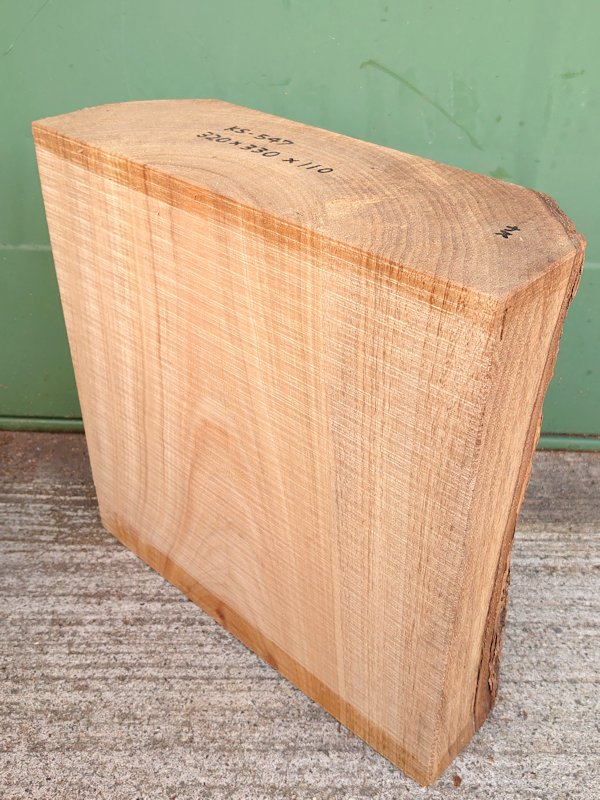 KS-547 楠クスノキ 彫刻用材 320×330×110 天然乾燥材