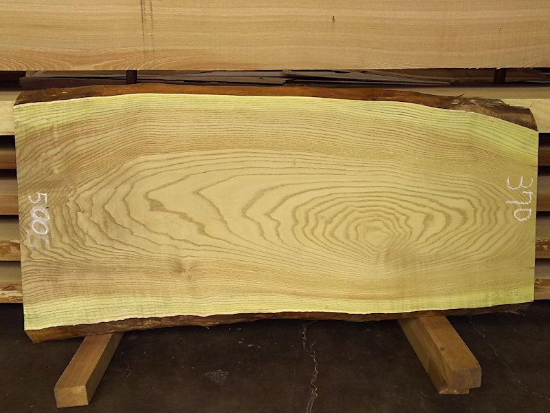 KH-126 キハダきはだ黄蘗 国産 天然耳付き板 1120×450 天然乾燥材