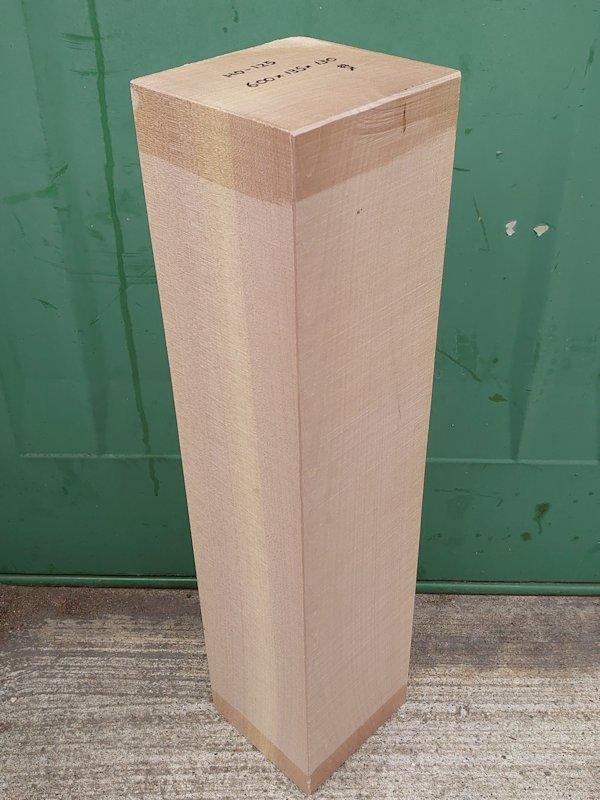 HO-125 朴ホウノキほうのき 国産 彫刻用材 600×135×130 乾燥材