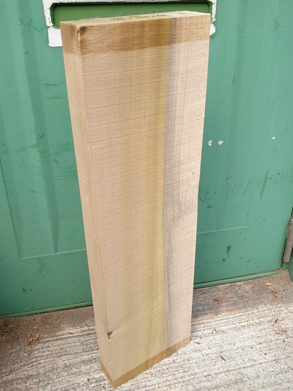HO-131 朴ホウノキほうのき 国産 彫刻用材 700×205×60 乾燥材