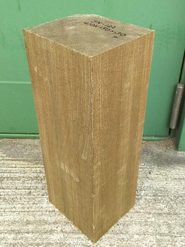 JN-122 神代楡ジンダイニレ 彫刻用材 410×150×130