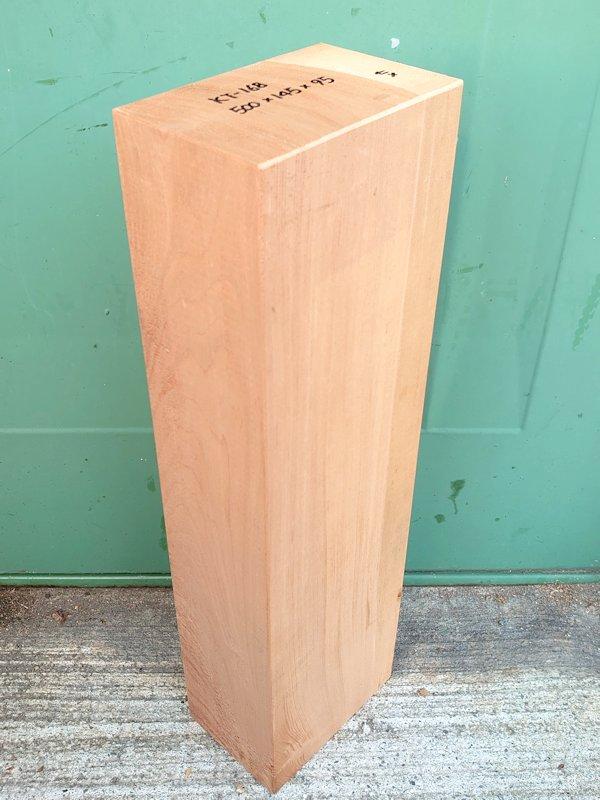 KT-168 桂カツラかつら 国産 彫刻用材 500×145×95 乾燥材