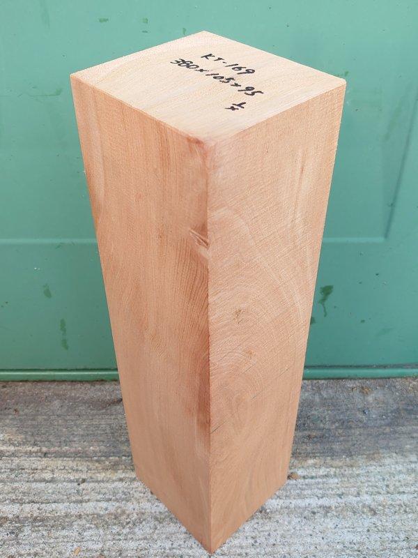 KT-169 桂カツラかつら 国産 彫刻用材 380×105×95 乾燥材