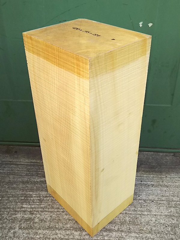 KY-145 榧カヤかや 国産 彫刻用材 470×195×150 乾燥材