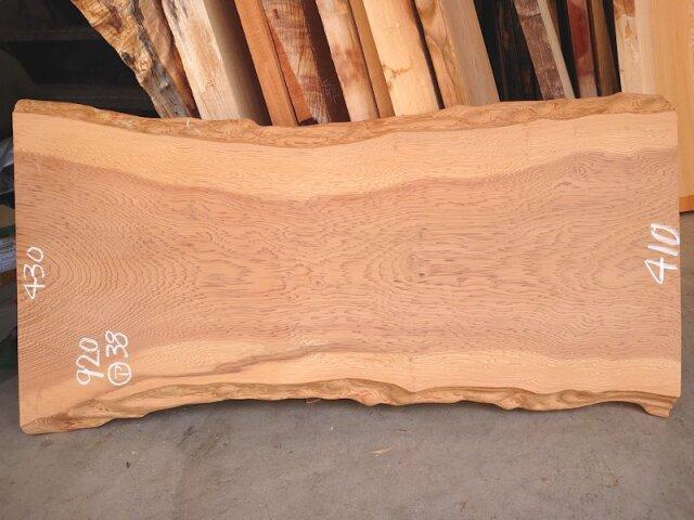S-245 杉スギすぎ 国産 良杢 耳付き板 920×450 天然乾燥材