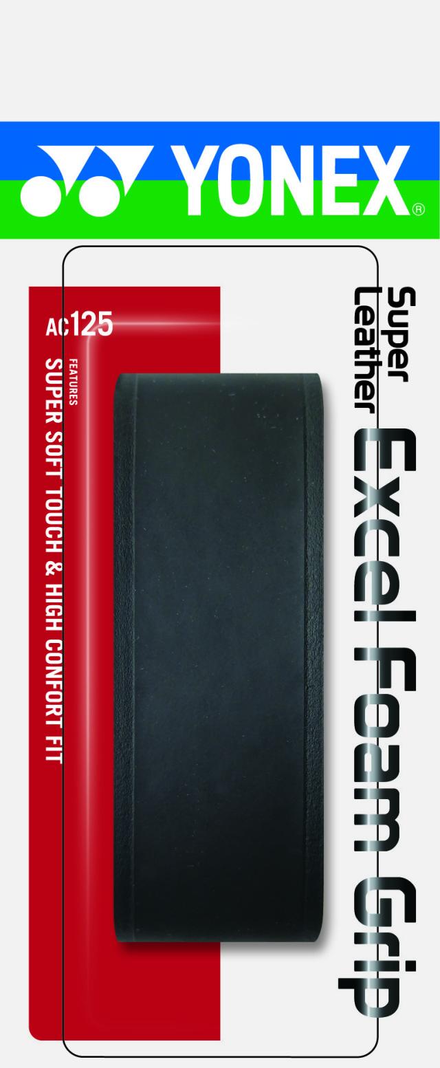 ヨネックス スーパーレザーエクセルフォームグリップ AC125