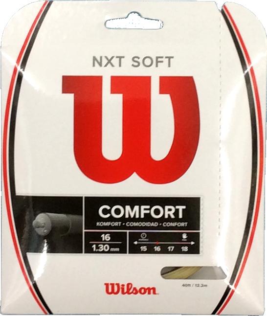 【新製品】 ウイルソン NXT SOFT