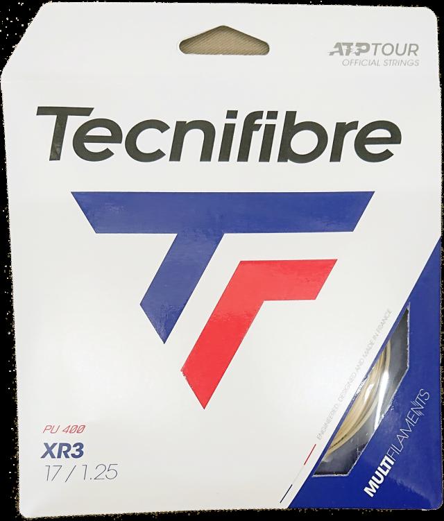 Tecnifiber(テクニファイバー) XR3 1.25/1.30