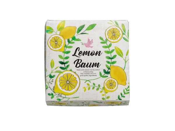 レモンのバウムクーヘン箱_2