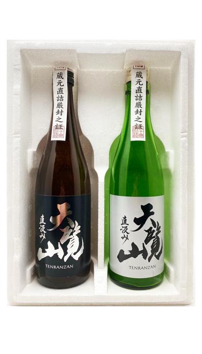天覧山 生酒セット T-14 純米直汲み・本醸造直汲み