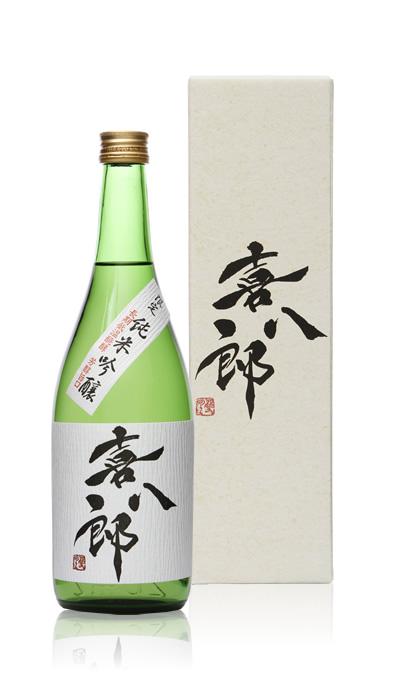 喜八郎 純米吟醸 720ml
