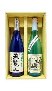 天覧山生貯ギフトセット TN-2 純米吟醸生貯蔵原酒・純米生貯蔵原酒