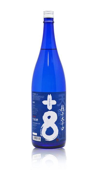 純米大辛口生原酒 1.8L