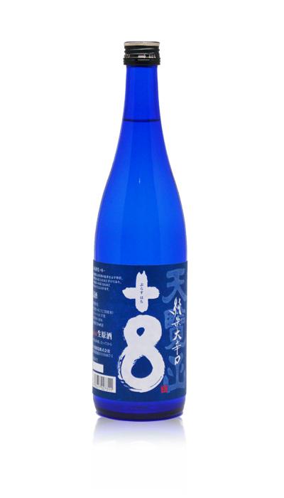 純米大辛口生原酒 720ml