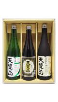 天覧山ギフトセット A-13 純米吟醸 辛口 純米酒