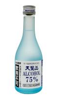 天覧山 アルコール75% 300ml