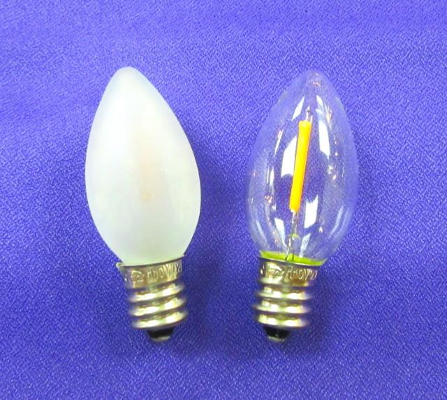 灯明電球【LED】