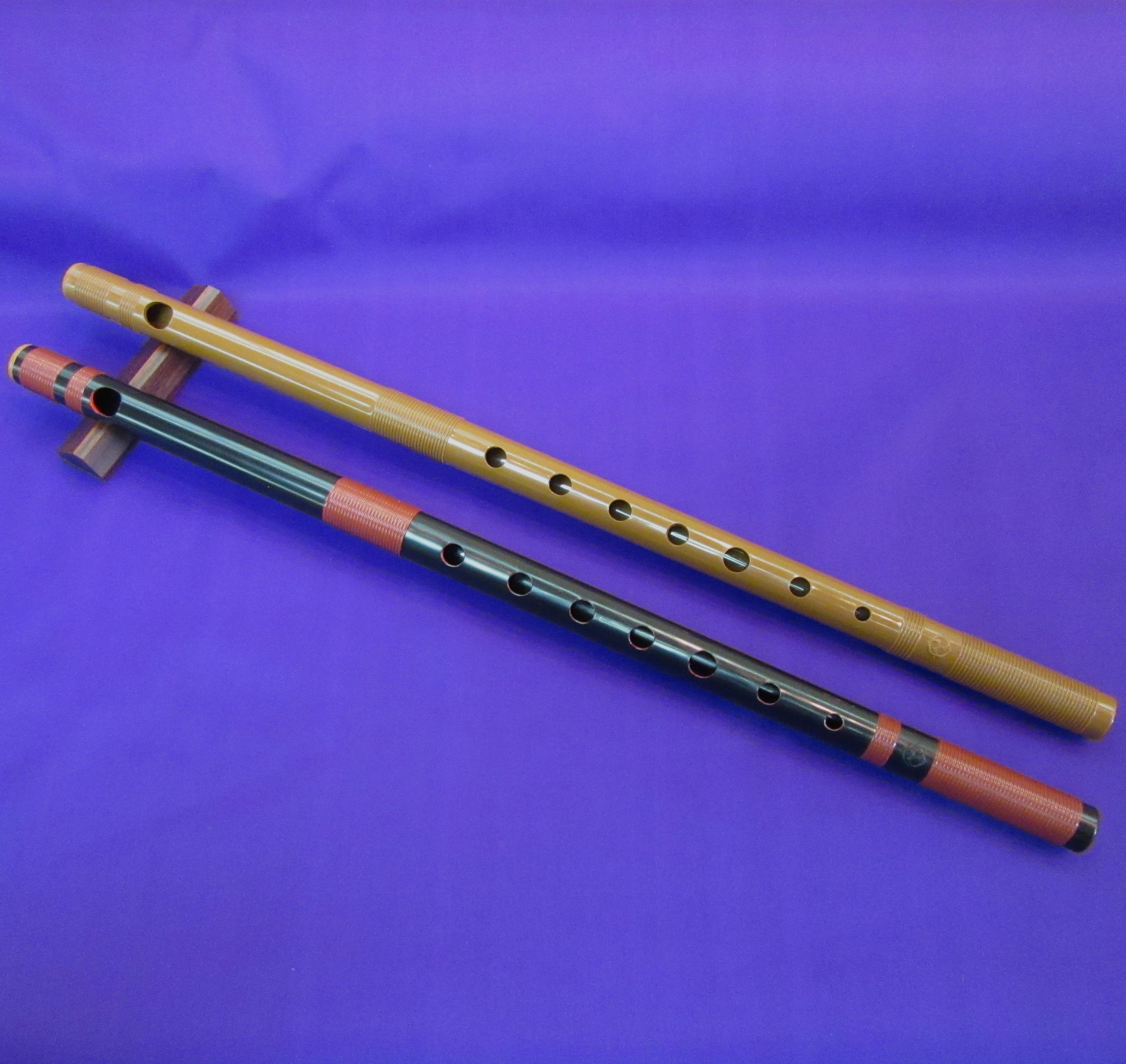 篠笛樹脂管【四本調子】