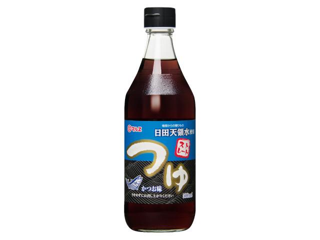 マルヱ日田天領水使用ストレートつゆ500ml