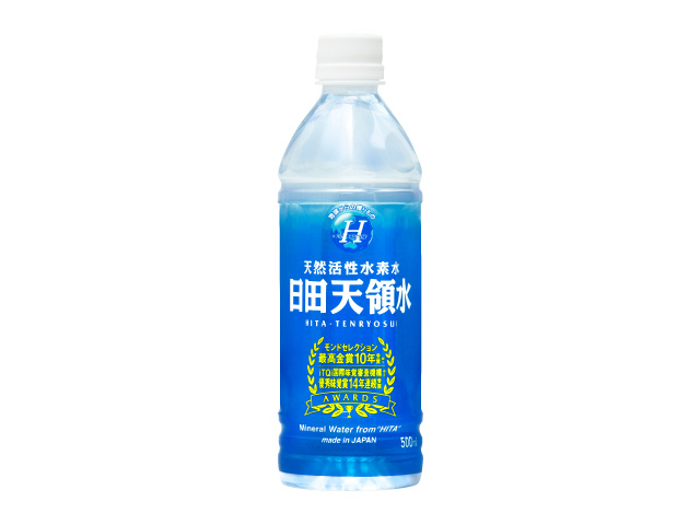 日田天領水 500mlペットボトル