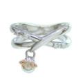 ◆納期約4週間◆WEB限定◆天使の卵 シルバーリング(ダイヤモンド) 【天使263SV】