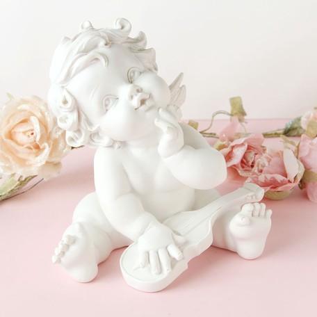 天使 グッズ 天使 置物 ベビーエンゼル オブジェ インテリア 雑貨 オブジェ エンジェル 天使 エレガント 素敵 可愛い 誕生日 プレゼント ギフト エンゼル エンジェル ローズ 人形 薔薇雑貨 返品交換不可