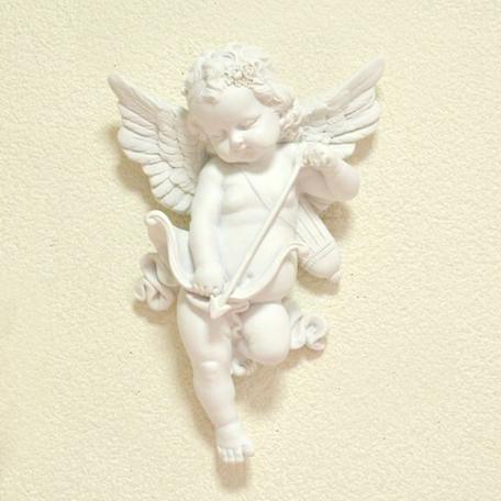 天使 グッズ 天使 置物 ウォールエンゼル インテリア 雑貨 オブジェ 壁掛け エンジェル 天使 エレガント 素敵 可愛い 誕生日 プレゼント ギフト エンゼル エンジェル ローズ 人形 薔薇雑貨 返品交換不可