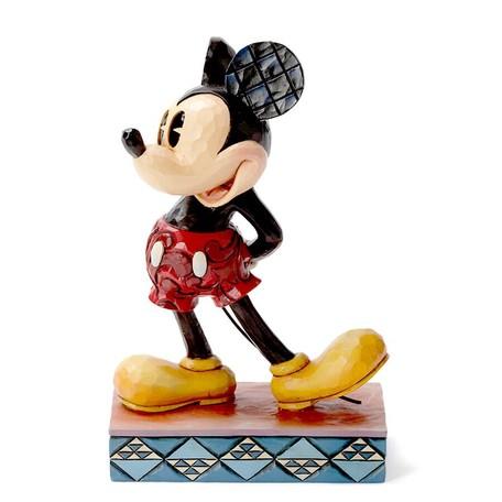 ミッキー オリジナル ディズニー グッズ 置物 Disney Traditions 誕生日 プレゼント ディズニー グッズ フィギュア 置物  ディズニー 動物  置物 ギフト 返品交換不可