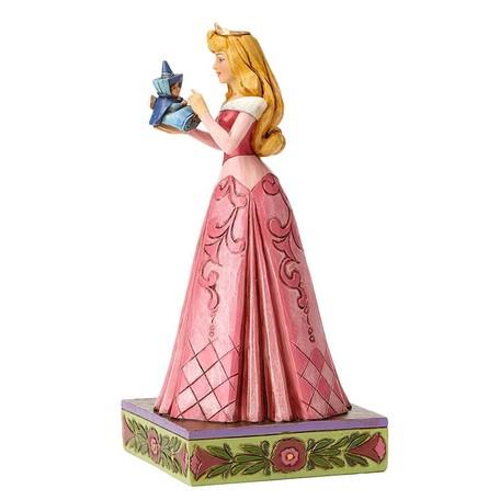 オーロラ姫&メリーウェザー ディズニー グッズ 置物 Disney Traditions 誕生日 プレゼント ディズニー グッズ フィギュア 置物 オーロラ姫 眠れる森の美女 妖精 ディズニー プリンセス ギフト 返品交換不可