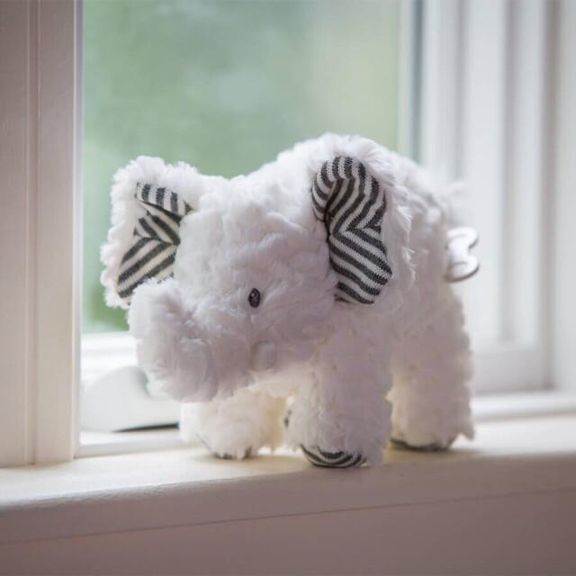 可愛い ぬいぐるみ ゾウ オルゴール ぬいぐるみ 動物 ミュージカル アフリカエレファント Mary Meyer ギフト かわいい クリスマス プレゼント 返品交換不可 ネコポス不可