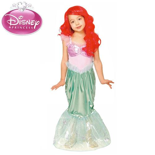 送料無料【コスプレ】 RUBIE'S(ルービーズ) Dress Up Child Ariel M アリエル 子ども用コスチューム ≪ネコポス不可≫ ≪返品交換不可≫ [M便1/0]