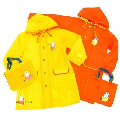 子供用雨具 ☆レインコート☆ミッフィー