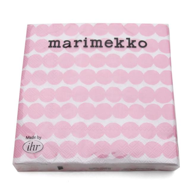 マリメッコ 紙ナプキン 20枚入り MARIMEKKO ラシィマット ホワイトローズ 33x33cm ナプキン 589395 ギフトmarimekko フィンランド 北欧 北欧スタイル 北欧食器 北欧雑貨 食器 可愛い 引き出物 お礼 お皿 可愛い おしゃれ 返品交換不可 ネコポス不可