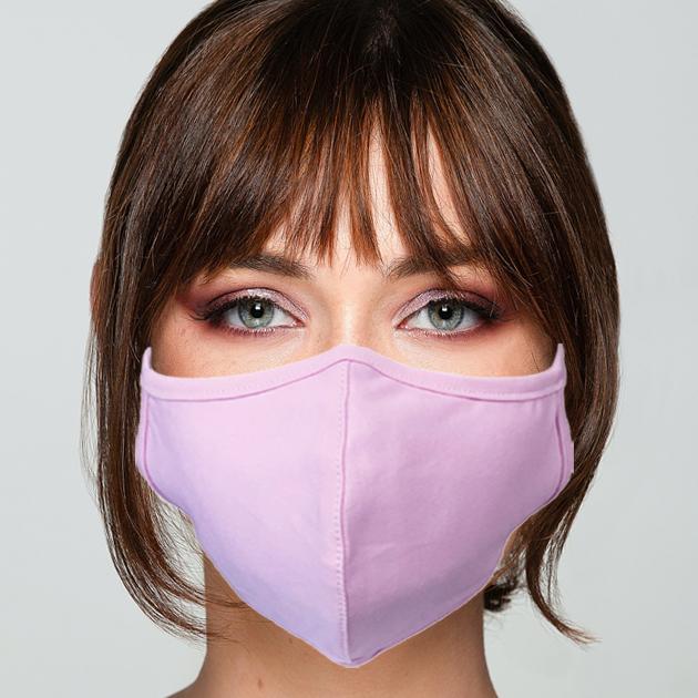 美容と飛沫防止   限定カラー 発売 冷感&リフトアップ キシリクール テラ マスク ピンク (2サイズ)  【TB-037】マスク