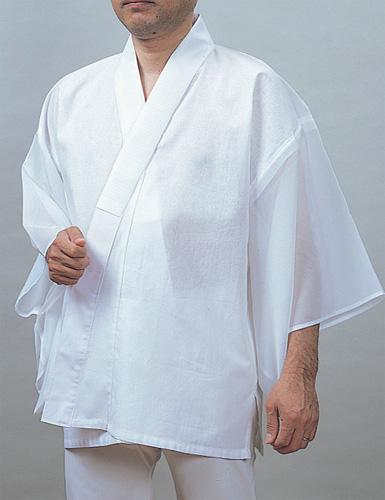 絽本衿 平袖 夏用 半襦袢