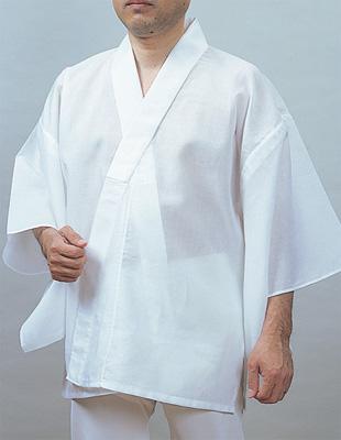 本衿 平袖<通年用>半襦袢