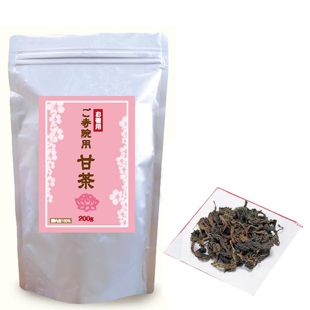 ご寺院用 甘茶200g